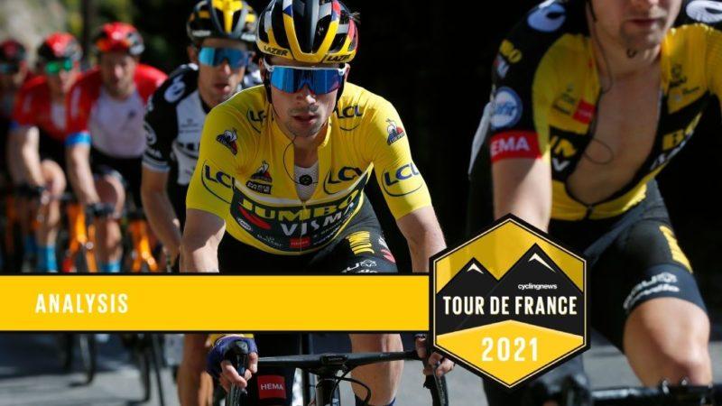 Analyserer Jumbo-Vismas 2021 Tour de France-hold