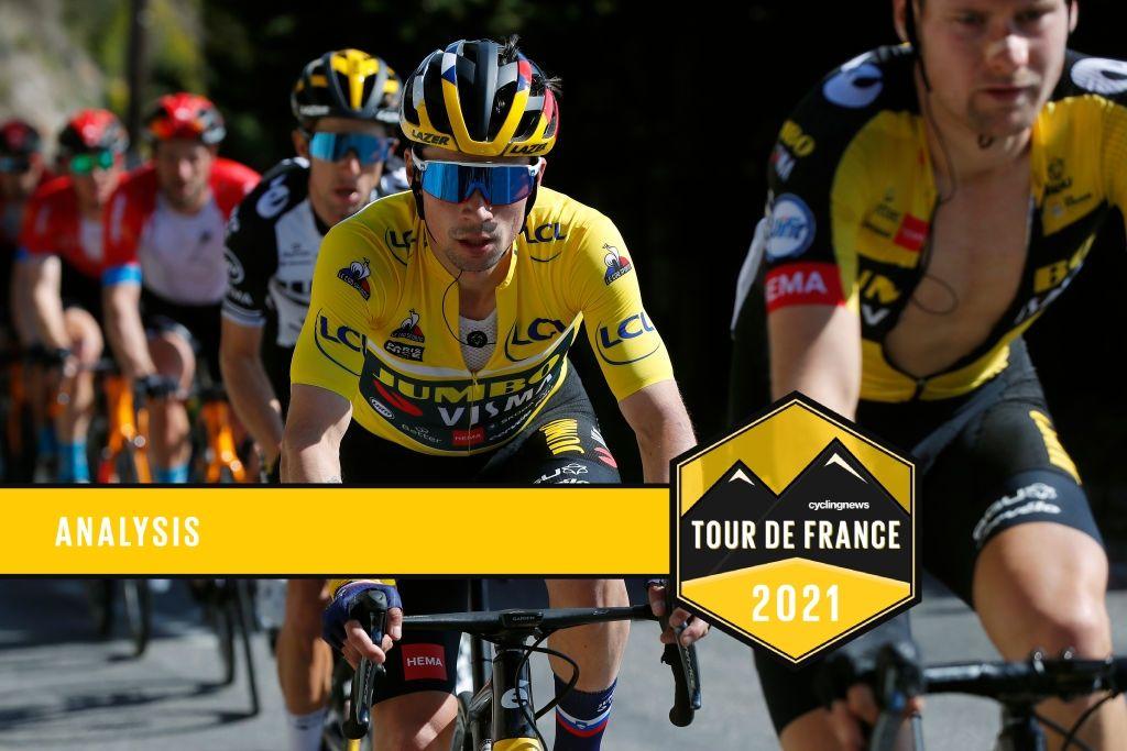 Analizando el equipo del Tour de Francia 2021 de Jumbo-Visma