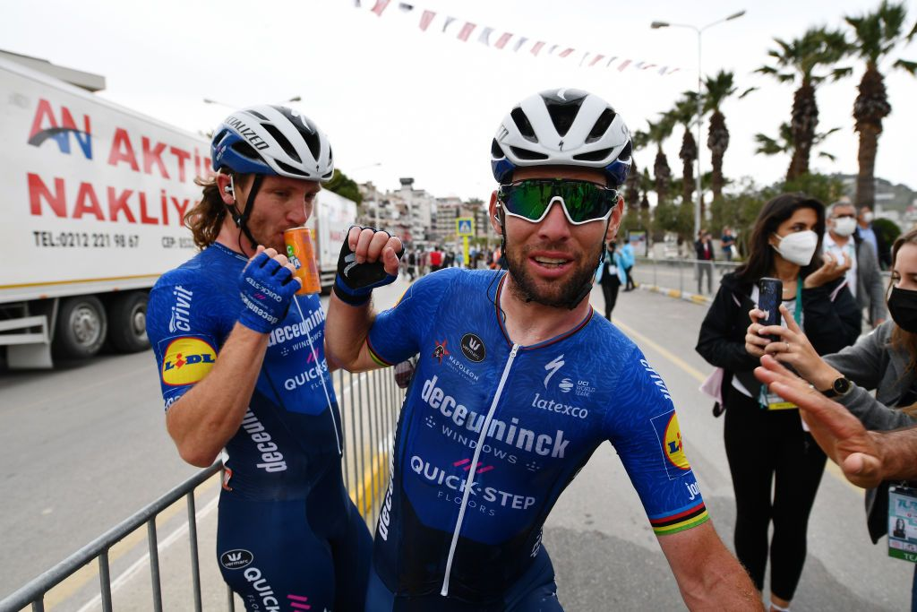Mark Cavendish: It's going better than anyone expected
