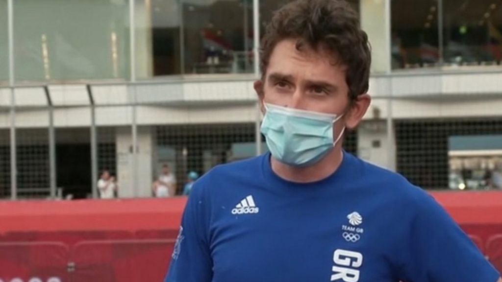 Tokyo Olympics: Geraint Thomas – 'I've been worse, but I've been a lot better'