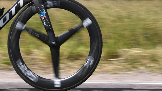 OL i Tokyo: Den tyske cykelchef Patrick Moster sendte hjem efter at have fremsat racistiske bemærkninger