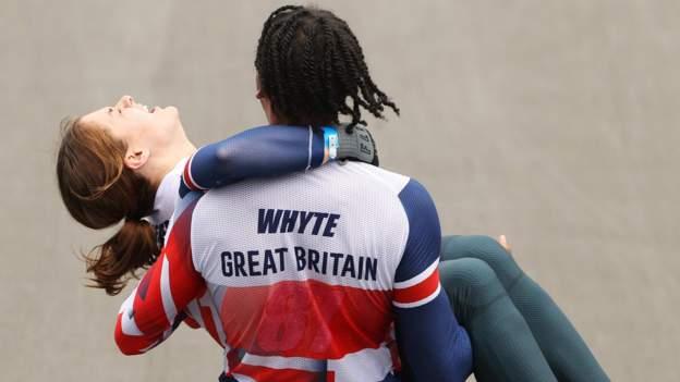 JO de Tokyo : Bethany Shriever & Kye Whyte remportent des médailles historiques en BMX