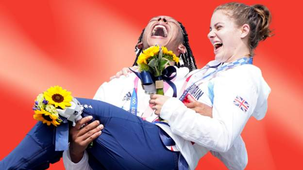 Tokyo Olympics: Beth Shriever wins Olympic gold after funding cut and double leg break