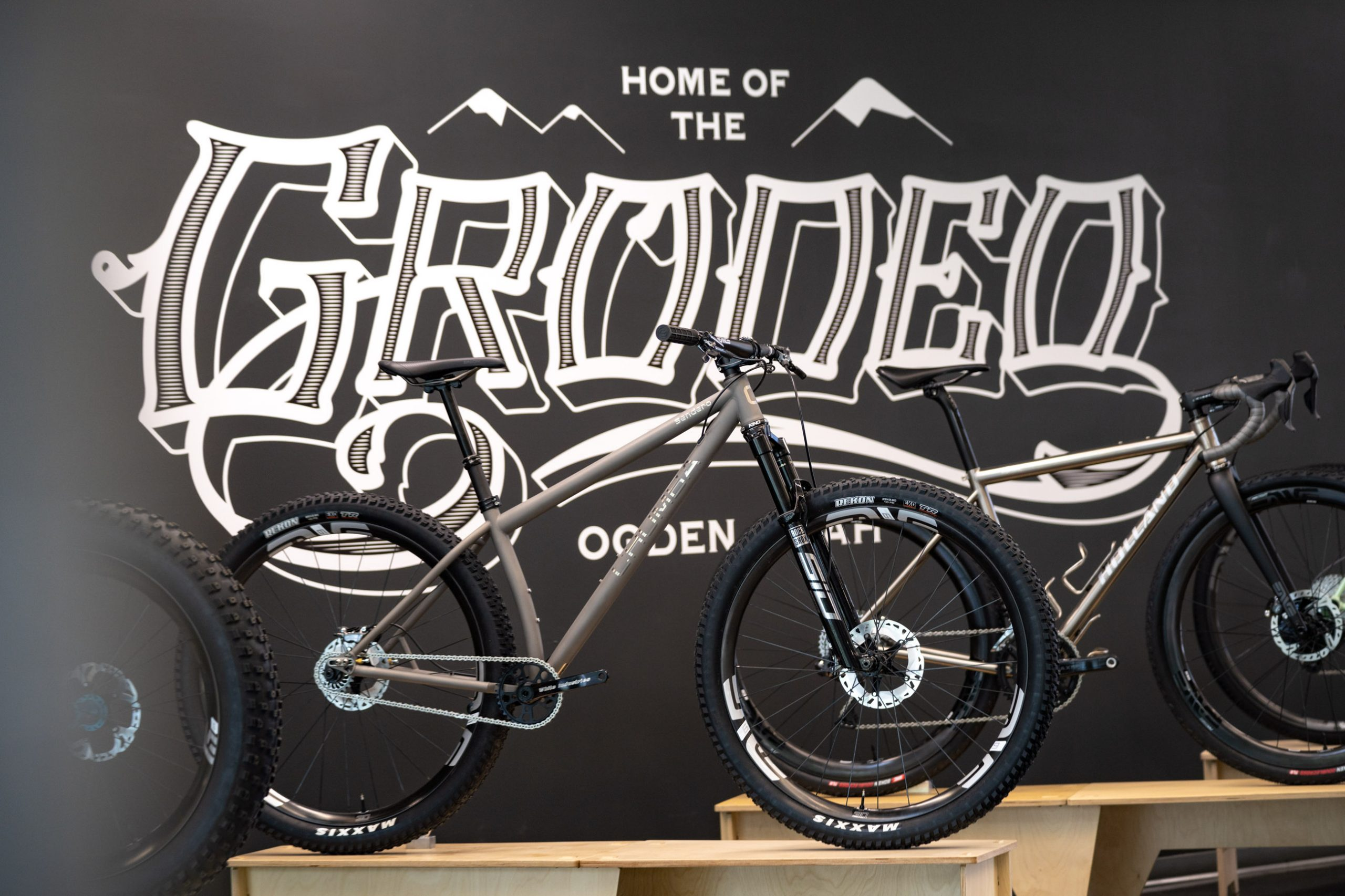 Das Grodeo Custom Bike Round-Up & Ride von ENVE bringt das Beste des Radsports in den Wasatch