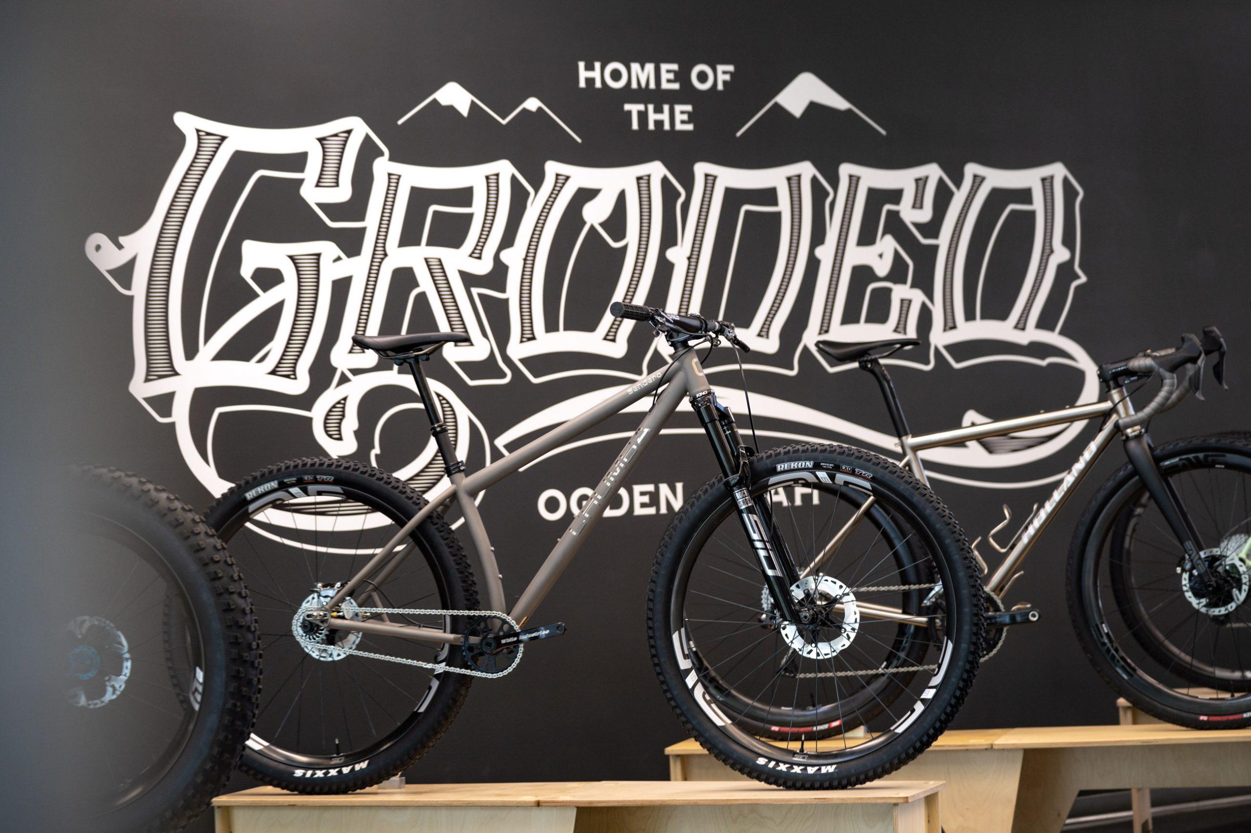 ENVE's Grodeo Custom-cykel Round-Up & Ride bringer cykling bedst til Wasatch