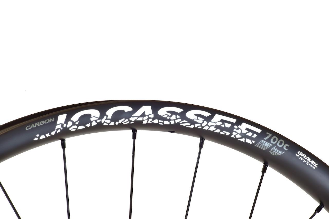 Les roues de gravier Boyd Cyclings Jocassee deviennent une version 700c plus large et plus légère