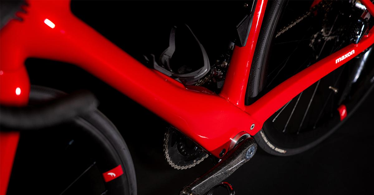 maxon motoren vinden hun weg van Mars naar e-bikes met 'onzichtbare' Bikedrive Air e-bike motor