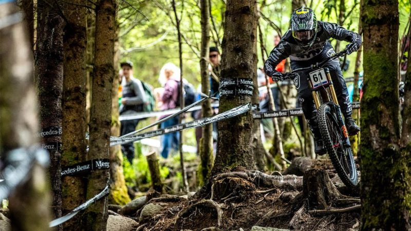 Puzzlin' Ain't Easy – The New V10 DH Bike – 29 and 27.5
