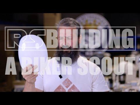 Biker Scout Build – Tutorial Three – Shoulder Bells