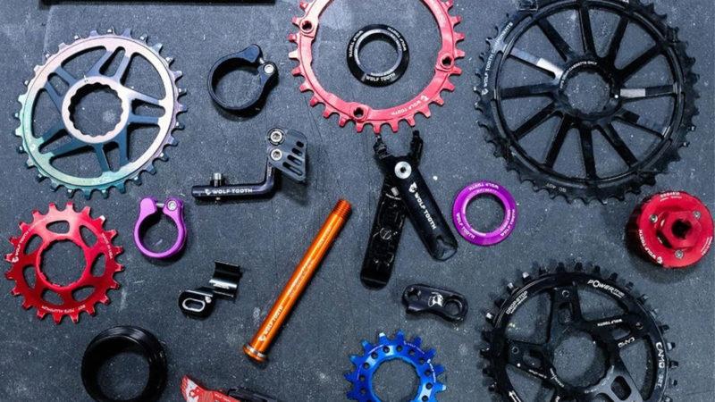 Disponible ahora: Atlas Frames, Silca Multi-tool, Wolf Tooth Components, más