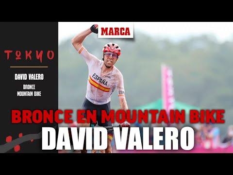 David Valero, medalla de bronce en mountain bike I MARCA