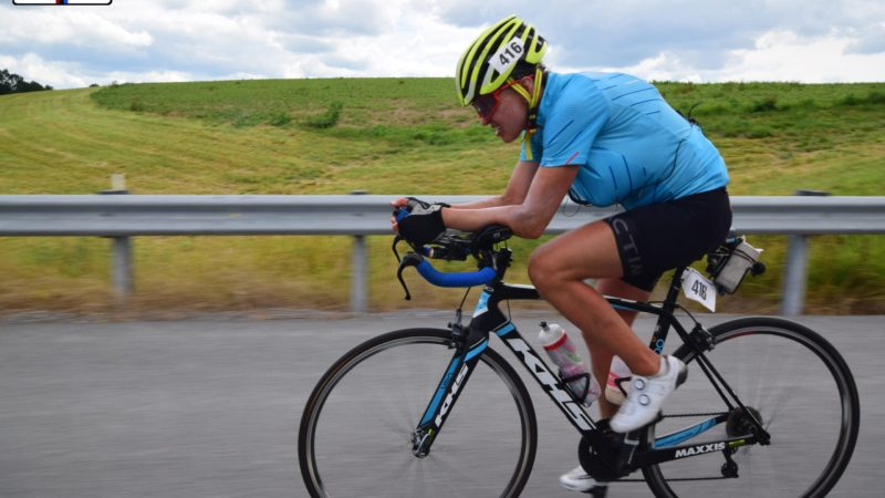 Leah Goldstein became the first woman to win RAAM. Her story will blow your mind: