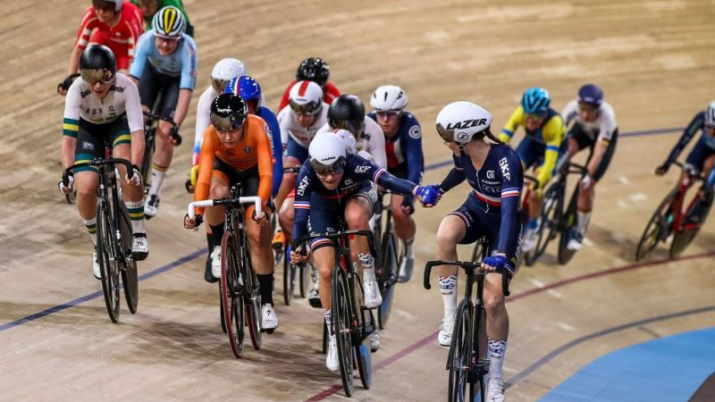 Tokyo Olympics: Guide to track cycling