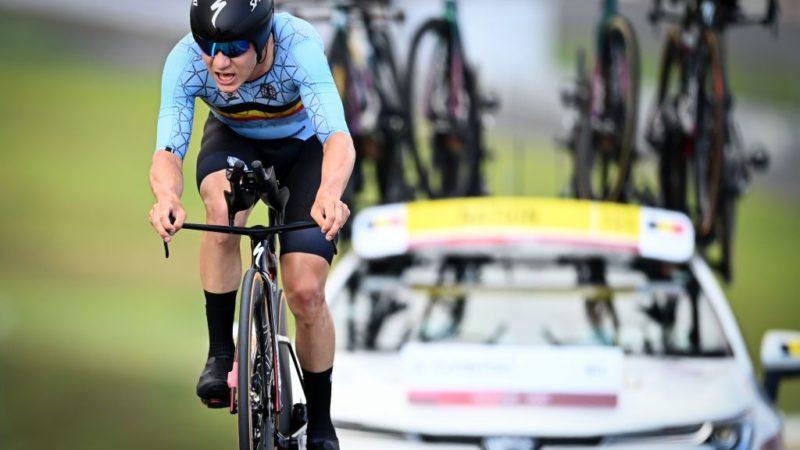 No Vuelta a España, but Remco Evenepoel's season will continue until Il Lombardia