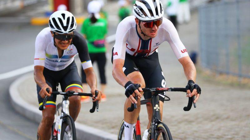 Brandon McNulty: Zesde plaats is 'super groot voor mij' op Olympische Spelen in Tokio