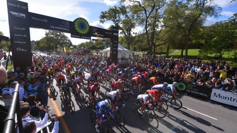 Montreal places bid to host 2026 UCI Road World Championships
