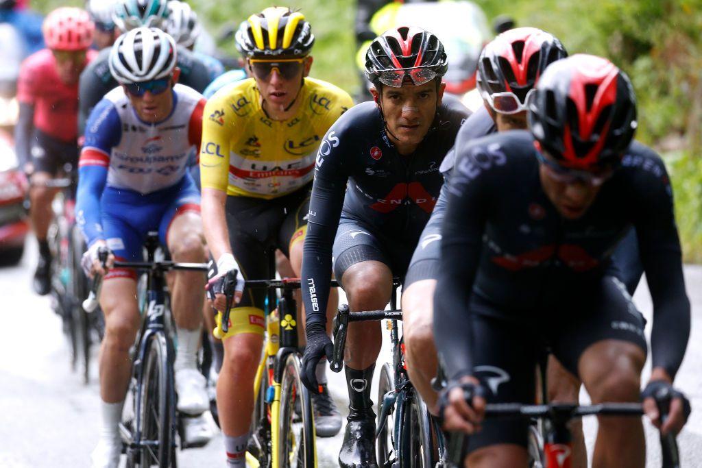 Carapaz: Pogacar ist jetzt bei der Tour de France in einem anderen Rennen als wir