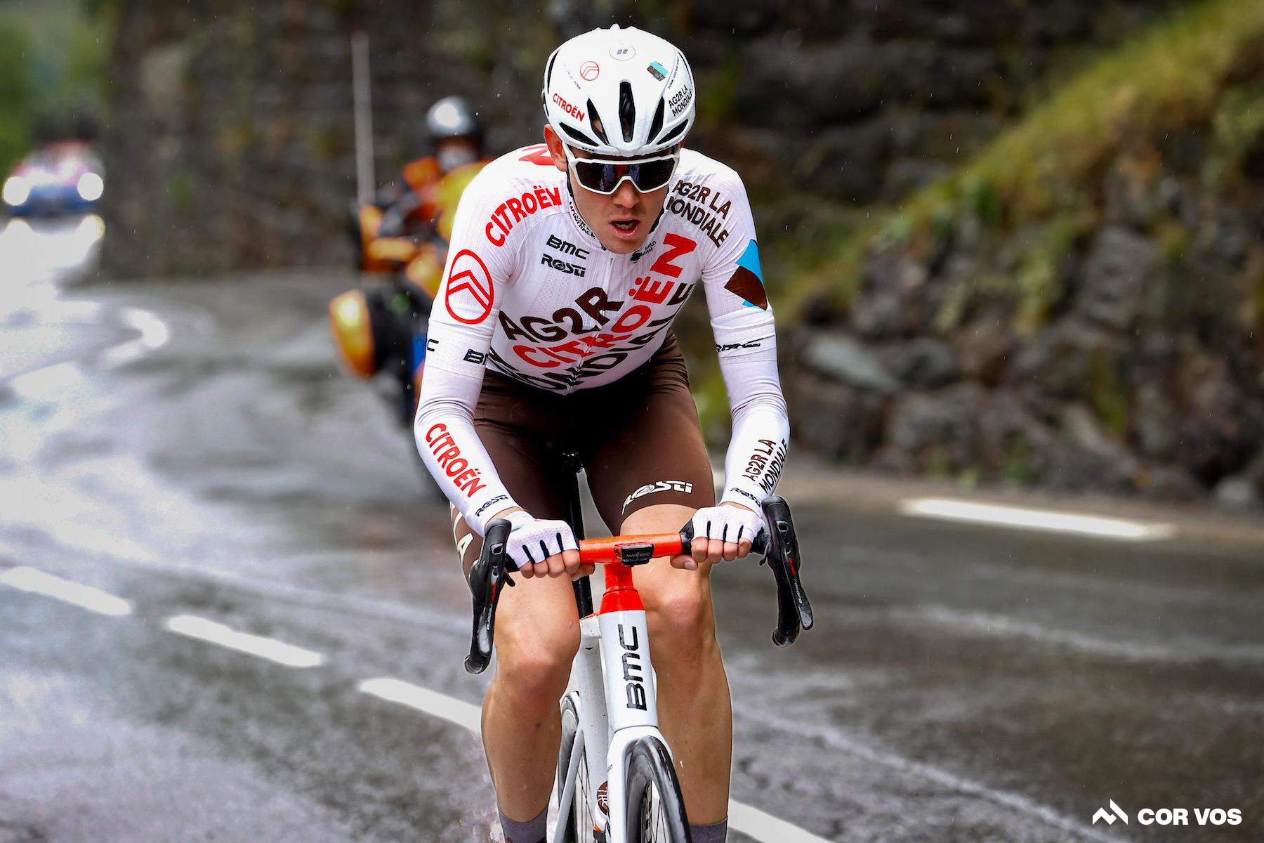 O'Connor balza al secondo posto assoluto con la vittoria della tappa 9 al Tour de France