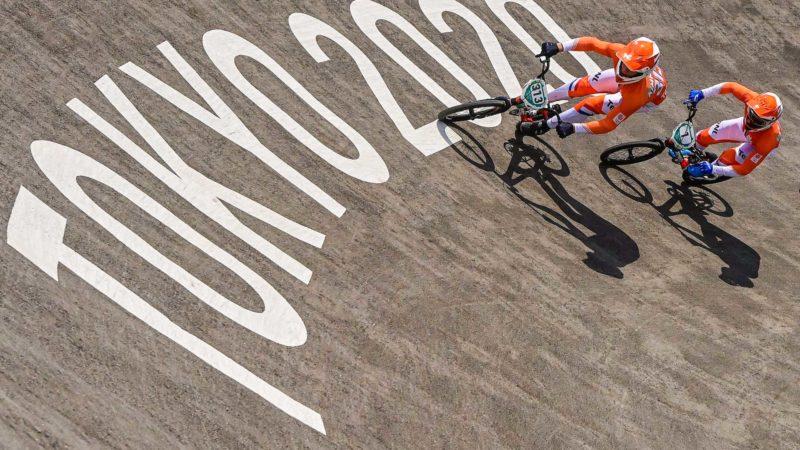 El campeón del mundo, el BMX adaptado y el drama que siguió