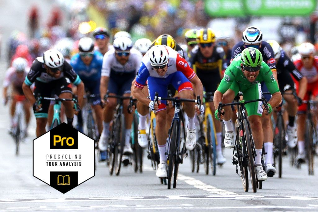 Tour de France stage 6: Mark Cavendish widens lead in green jersey competition