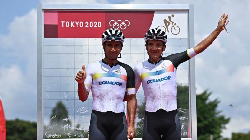OL: Richard Carapaz hævder titlen på mænds vejløb