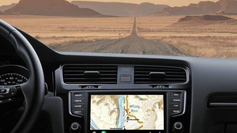 Gaia GPS Brings In-Car Backcountry Navi to Android Auto