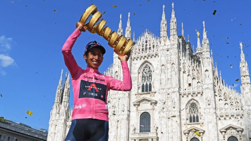 VN news ticker: Egan Bernal correrá la Vuelta a Burgos, Fabio Jakobsen vuelve a la senda del triunfo