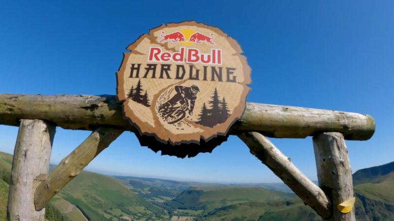 Video: Bernard Kerrs kæbende Red Bull Hardline 2021 kursuseksempel