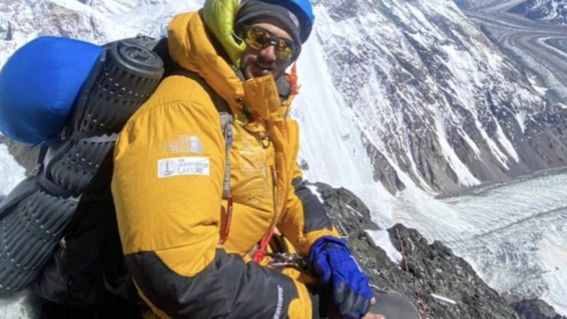 Pakistani Teen Becomes Youngest Person to Summit K2