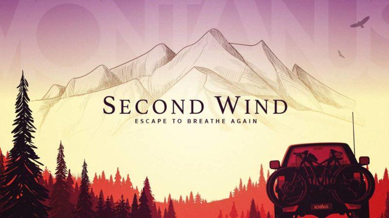 Bikepackers Find Peace, Purpose Post-Pandemic in 'Second Wind' Film