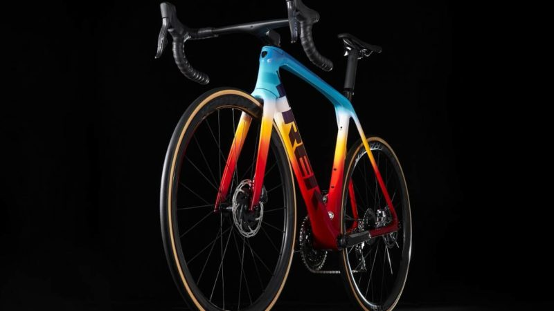 Trek Unveils 'First Light' Color Scheme for Olympics, Two Years In the Making