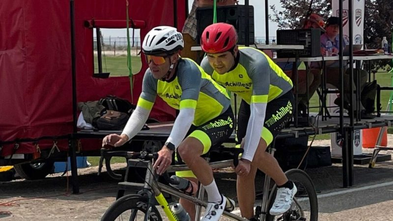 +120w FTP Increase & US Para-cycling Nationals with Successful Athlete Francesco Magisano