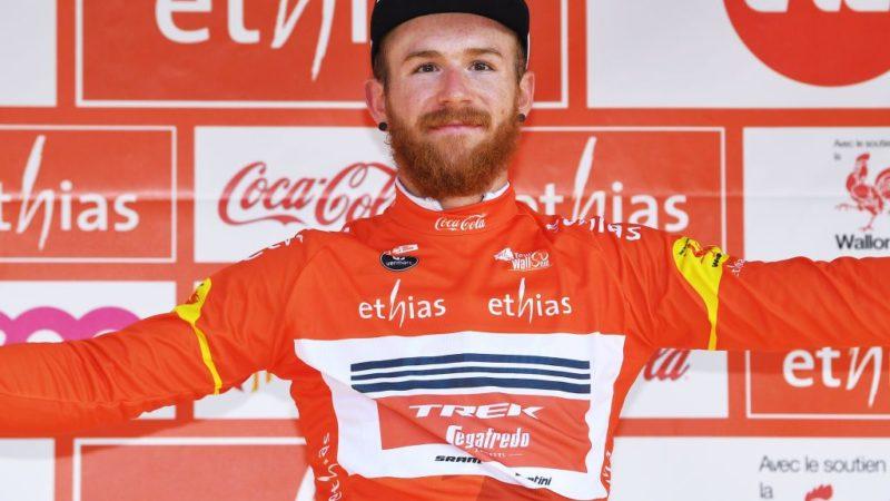 Quinn Simmons wins Tour de Wallonie