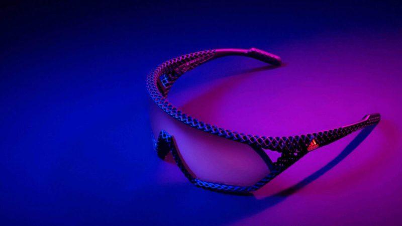 Adidas debuts 3D-printed sunglasses | Cyclingnews