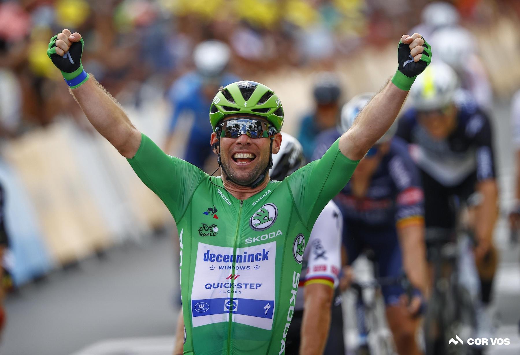 'No digas el nombre': Mark Cavendish se acerca al récord de Eddy Merckx