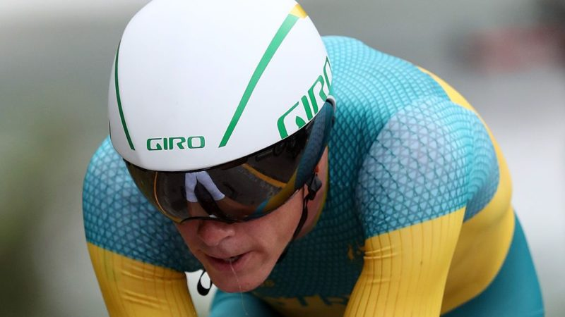 Rohan Dennis to skip Olympic road race and focus on time trial