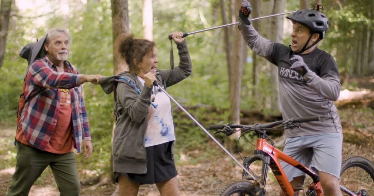 Hikers vs. Bikers: The Ongoing Trail Saga