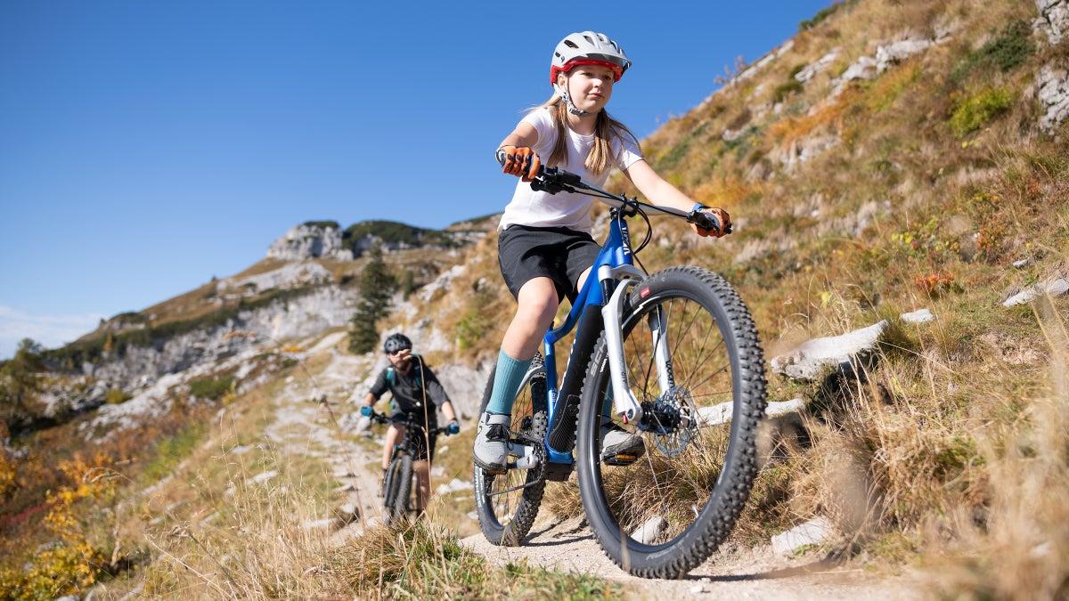 Har børn brug for E-mountainbikes?