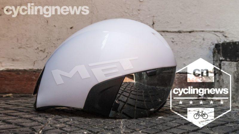 Met Codatronca TT helmet review