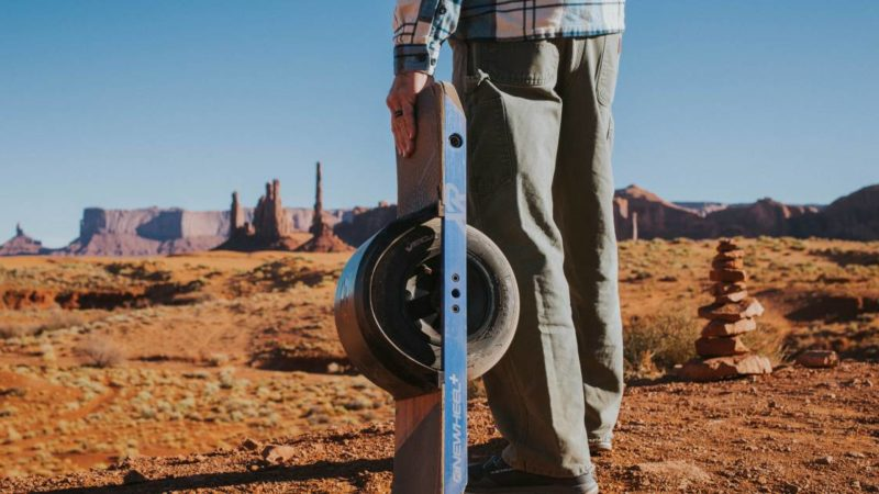 Onewheel World Championship: Off-Road Race to Crown the Best