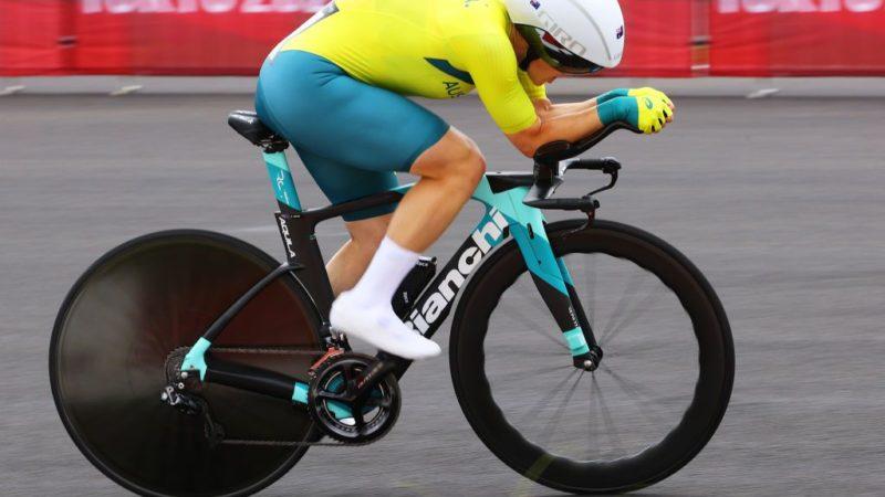 """Grace Brown quitte les Jeux olympiques avec """"le cœur plein"""" après le quatrième contre-la-montre"""