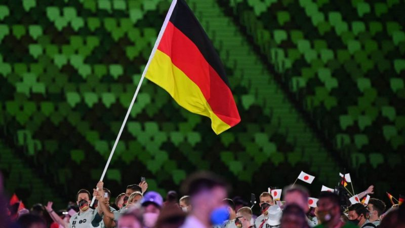 Olympics: German coach sent home from Tokyo over racist slur