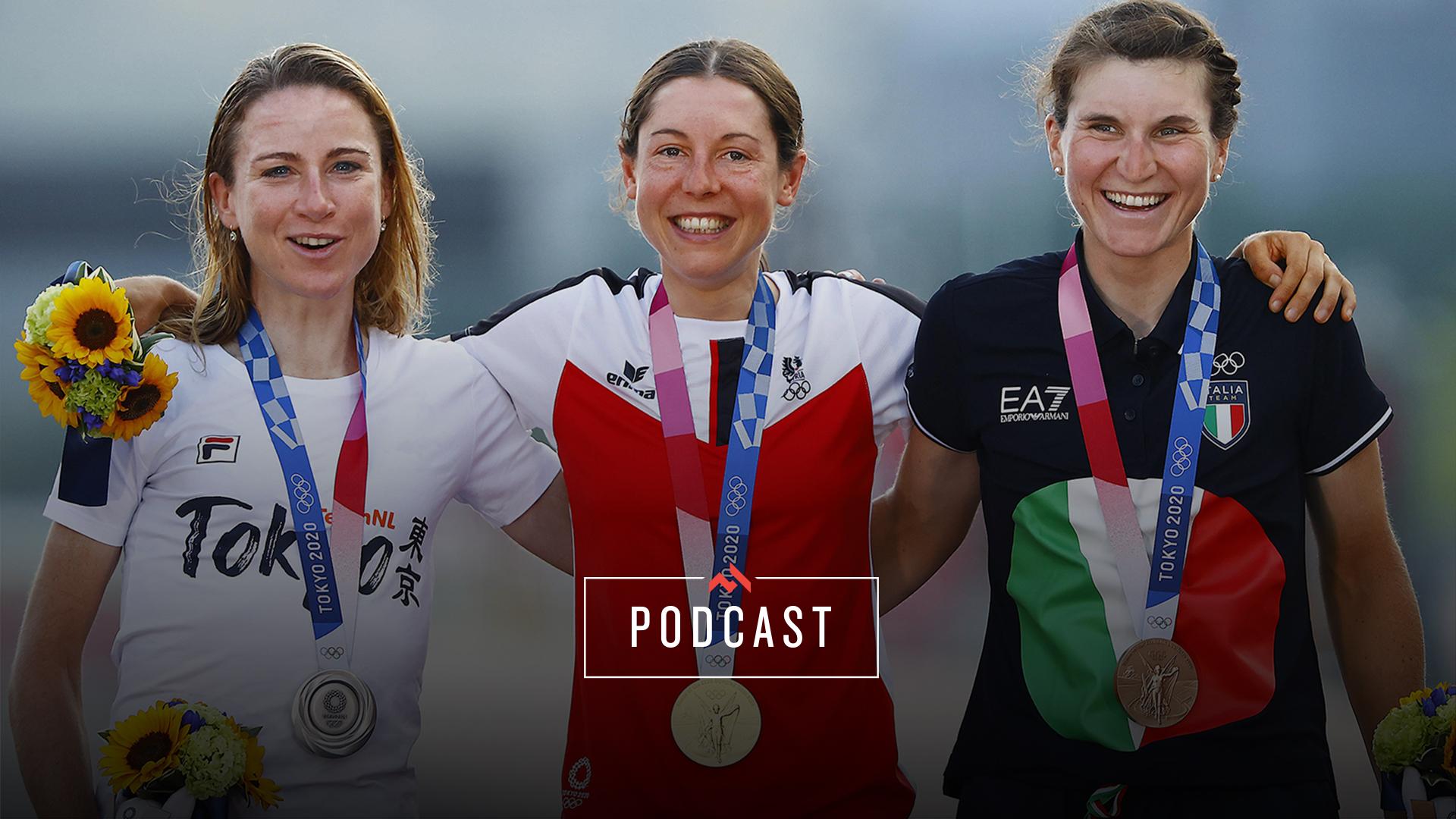 Podcast a ruota libera: una corsa olimpica su strada da ricordare
