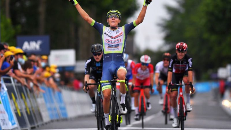Tour de l'Ain: Georg Zimmermann wins stage 2