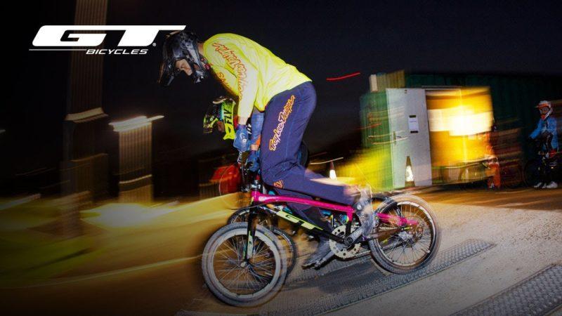 Kye Whyte Gets His Dream Bike | GT Speed Series LTD