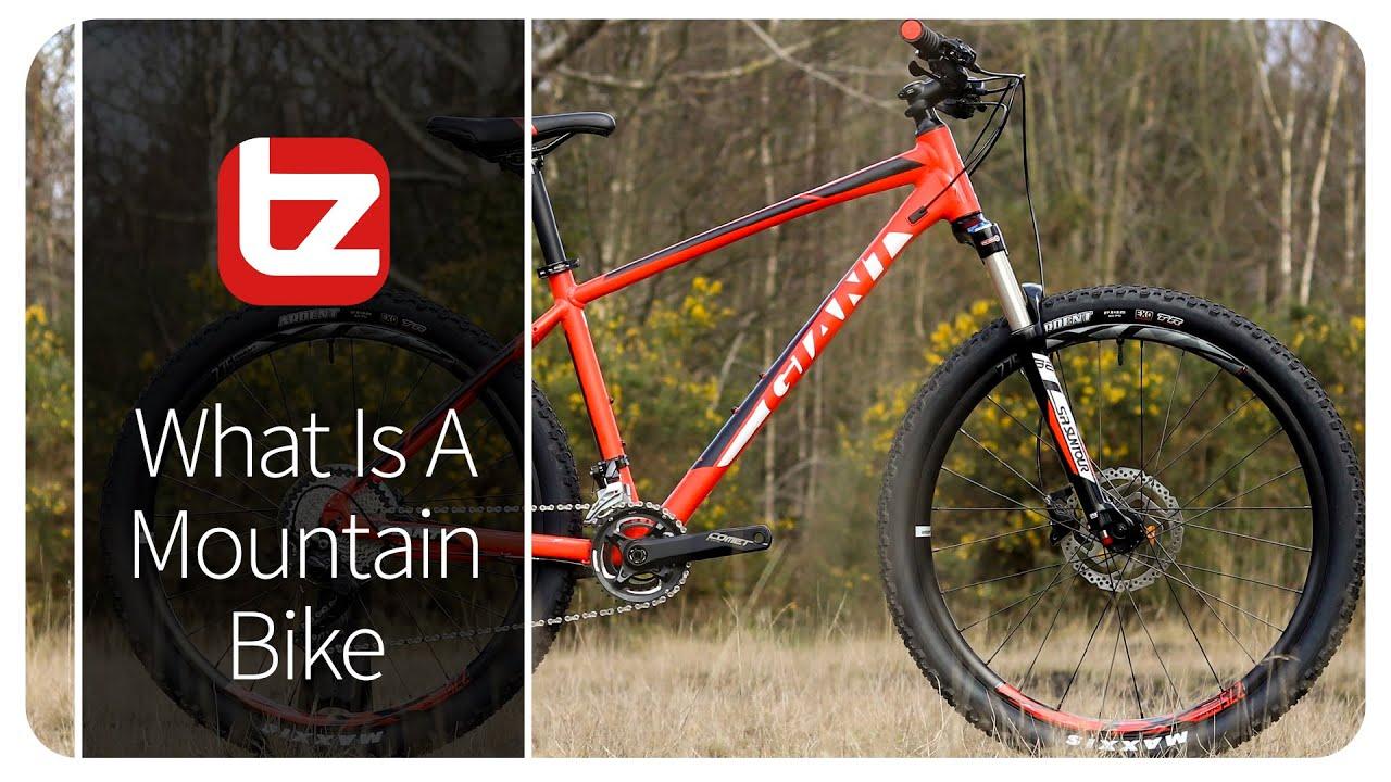 What Is A Mountain Bike | Beginners Guide | Tredz Bikes
