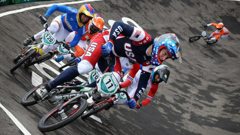 Team USA's Connor Fields is out of ICU after his horror BMX crash