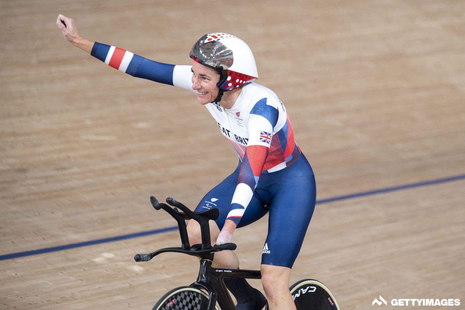 Sarah Storey chiude la storia delle Paralimpiadi con l'ennesima medaglia d'oro
