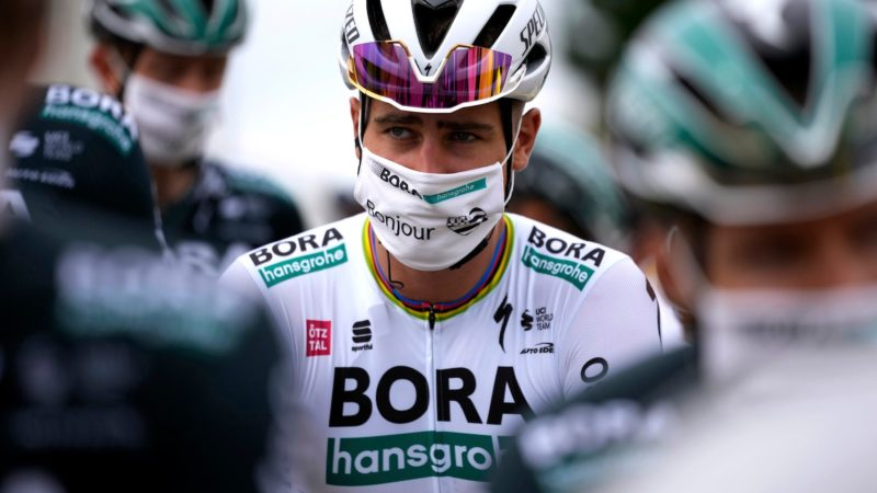 Peter Sagan pens contract with Team TotalEnergies in 'new adventure'