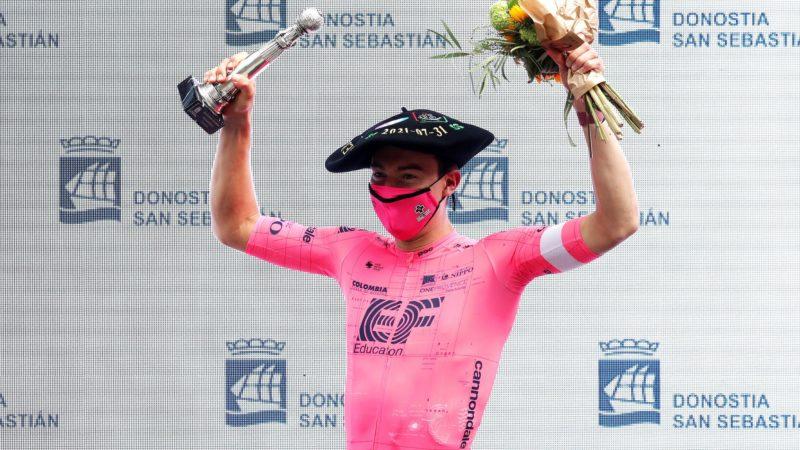 Neilson Powless décroche un billet pour le club des vainqueurs du WorldTour avec l'étourdissant Clásica San Sebastián